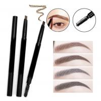 Best Eyebrows Makeup Waterproof Eyebrow Pencil 4 Colors Available Logo Accepted wholesale