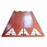 Best 6-piece Speed Humps with 1,800mm Width, 65mm Thickness and 3,000mm Length wholesale