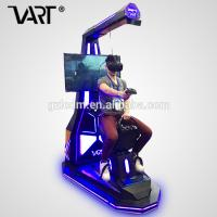 Dynamic VR shop Horse riding machine / VR riding simulator with high quality games HTC VIVE
