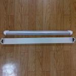 Best LED iron fluorescent lamp light fixture,T8 support wholesale