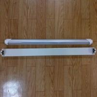 Cheap LED iron fluorescent lamp light fixture,T8 support for sale