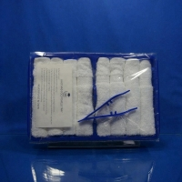 China 100% Cotton 30g/Pc Disposable  Face Towels on sale