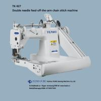 China TK-927 double needle feed-off-the-arm chain stitch machine on sale