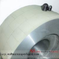 China Vitrified Bond Diamond Wheel For Precision Grinding Of PDC lucy.wu@moresuperhard.com on sale