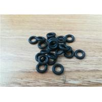 Best Soft Food Grade Oil Resistant O Rings , Transparent Elastic Silicone O Rings wholesale
