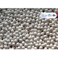 Best High Hardness Grinding Media Balls , 4 - 10 Mm Zirconia Grinding Beads  wholesale