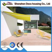 Buy cheap Balcony Full Cassette Awning Motorized with Wind Sensor from wholesalers