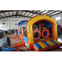 Best Twister Detachable Obstacle Inflatable Games For kids wholesale