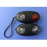Best Water Resistant LED Bike Lights PP Plastic Case Material Easy To Fix Up wholesale