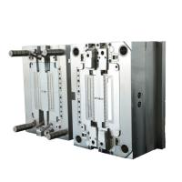 China HDPE PP POM Injection Mold Components Plastic Moulded Parts Multi Or Single Cavity on sale