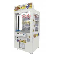 Best Arcade Claw Toy Crane Game Machine , Coin Inserted Vending Machine wholesale