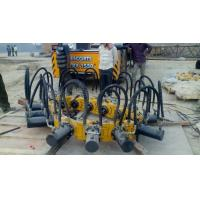Buy cheap Concrete Pile Cutting Machine , Excavator Hydraulic 0.6 - 1.8 m Dia Pile Breaker Machine product