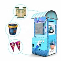 Best Hardware Material Refrigerated Vending Machine /  Ice Cream Claw Machine wholesale