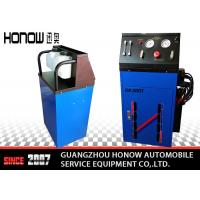 Best Car Engine Fuel System Cleaning Machine Manual Control For Gasoline  / Diesel Vehicles wholesale