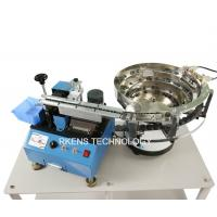 Best E Caps Cutting Trimming Radial Lead Forming Machine Automatic Electrolytic Capacitor wholesale