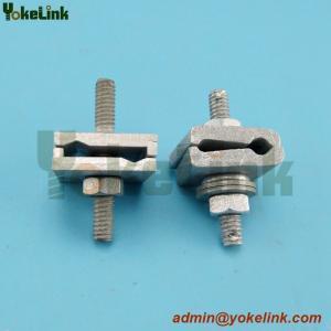 Best Hot Dip Galvanized steel  D Cable Lash Clamp for Fiber Accessories wholesale
