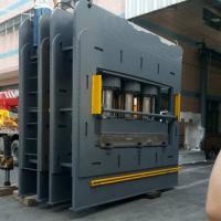 Best 110kw Heavy Duty Hydraulic Press Machine Pushing Force 4000×3KN Material Copper wholesale