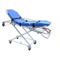 China FDA / CE / ISO Automatic Loading Ambulance Stretcher High Strength Aluminum Alloy on sale