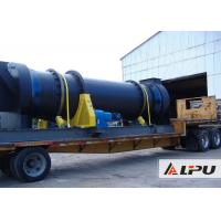 Energy Saving Mobile Industrial Drying Equipment For Drying Iron Ore Powder