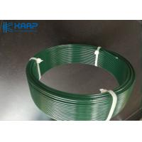 China 0.7mm-6.5mm Iron Wire Coil , PVC Coated Wire Insulating Properties Custom Color on sale