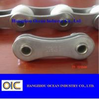 China short pitch / long pitch roller Conveyor chain with High precision on sale