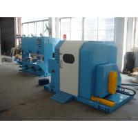 Cheap Blue Color Single Twist Buncher Machine , High Speed Wire And Cable Machinery for sale