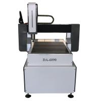 China 2*3Ft 6090 Desktop CNC Router Stepper Motor CNC Engraving Machine For Wood Metal Stone on sale