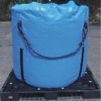 Best High Strength Blue Recycled Jumbo Bag Storage Full Open Top / Filling Spout Top wholesale