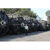 China Marine Mooring Rubber Fender in customized sizes with chains and tyres on sale