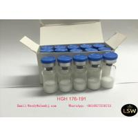 Buy cheap Fat Loss Injectable 99% Peptides HGH Fragment 176-191 2mg/ Vial Peptides Powder from wholesalers