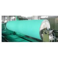 China CNC machined Turned Milling  paper mill tissue paper making machine Rubber Coated vacuum jumbo press roller Rolls on sale