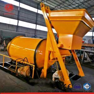 Best 1-2T/H BB Fertilizer Production Line , Bulk Blend Fertilizer Mixing Equipment wholesale