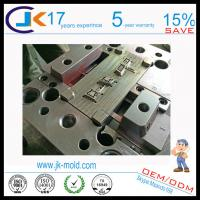 China Double injection mold maker for auto plastic button on sale