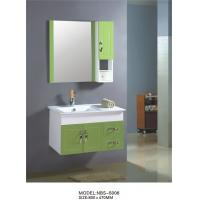 Best 80 X47/cm PVC bathroom cabinet / wall cabinet / hung cabinet / white color for bathroom wholesale