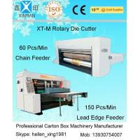 Best Carton Box Rotary Die-Cutting Machine For Sticker And Label , Digital Die Cutter wholesale