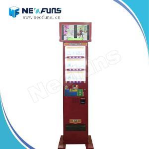 China Card Vending Machine NF-V01, Vending Game Machine On Sale, Amusement Game Machine on sale