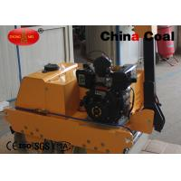 Best 550kg Road construction Machinery Self - propelled Vibratory Road Roller wholesale