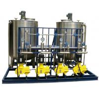 Best Automatic Fluid Control Equipments , Addition Chemical Dosing System Locally Remotely Controlling wholesale