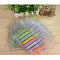 Best Plastic Crochet Hooks Needles exporting from factory wholesale