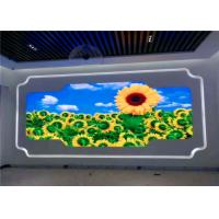 Best Indoor Full HD LED TV P2.5 SMD 2121 RGB LED TV Display With Llight Weight Aluminum Alloy wholesale