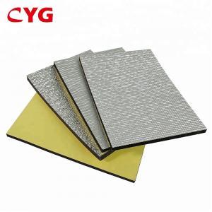 Best Aluminum Foil Construction Heat Insulation Foam Floor Panels SGS ISO Approval wholesale