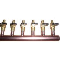 copper pex with balancing valve