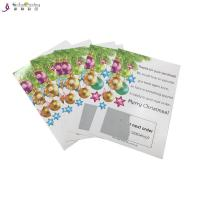 Best Professional Card Printing Services Scratch And Win Card For Promotion wholesale