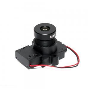 China Outdoor Starlight Camera Lens F1.5  8mm IR CUT CCTV Surveillance Camera Lenses on sale