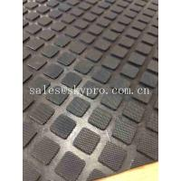 China 1.2m Max Width Various Rubber Mats Rubber Flooring 1830mm Length for Horse floats on sale