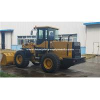 Best SINOMTP LG938L Wheel Loader 3tons Rated Loading Capacity With 92kw Deutz Engine wholesale
