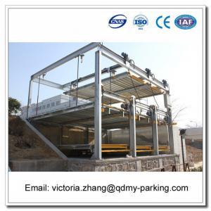 Best -1+2 (3 Floors) Pit Design Puzzle Parking System Smart Card Parking Equipment wholesale