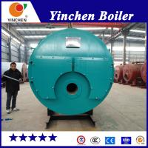 Best 4 Ton Diesel LPG Gas Fired Steam Boiler Multifunction Safety Explosion Proof wholesale