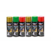 China Alcoholic Based Graffiti Art Colorful Spray Paint 400ml Liquid Coating State on sale