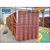 Best Exhaust Heat Recovery System Low Temperature Boiler Economizer For CFB / HRSG Boiler wholesale